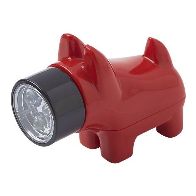Flashlight Dog