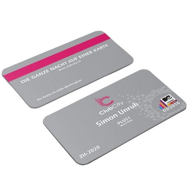 ClubCity Memberkarte für 1 Jahr