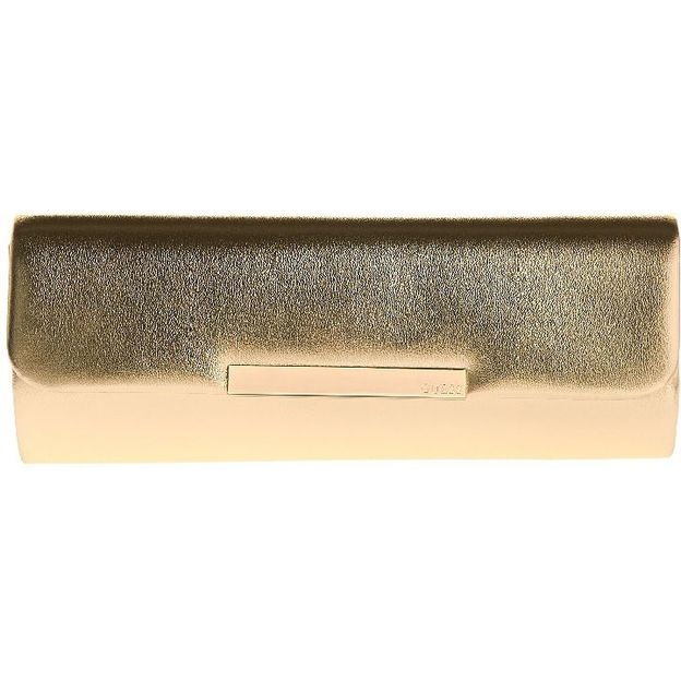 Guess Clutch Famous gold