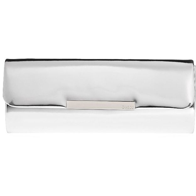 Guess Clutch Famous silver