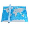 Scratch Map Ocean Edition
