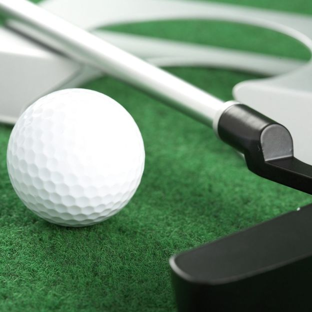 Set de golf pliable