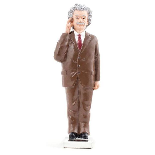 Einstein figurine solaire