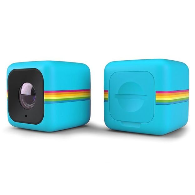 Polaroid Action-Kamera Cube+, blau