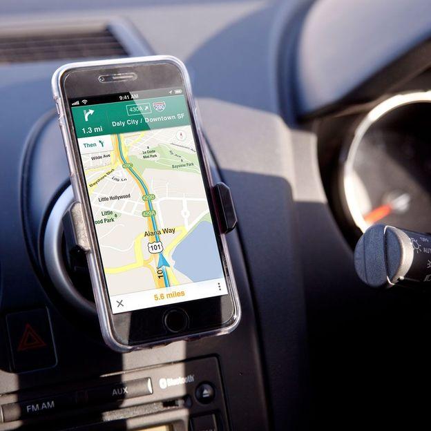 Auto-Lüftungshalterung für Smartphones