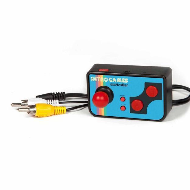 Mini manette avec 200 jeux rétro