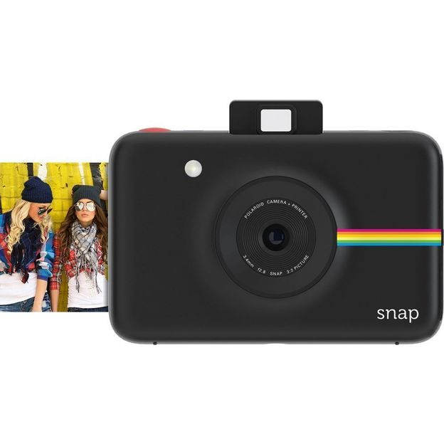 Polaroid SNAP appareil photo noir