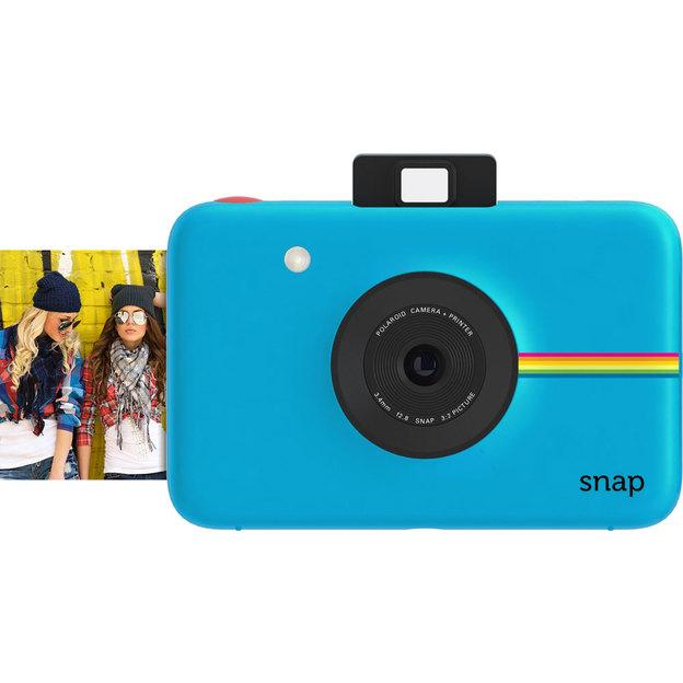 Polaroid SNAP appareil photo bleu