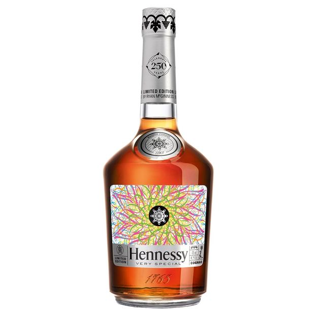 Hennessy VS Ryan McGinness