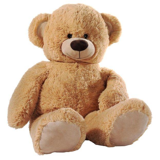 Riesen Teddybär XXL beige 80cm