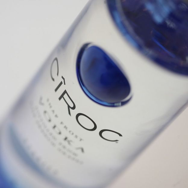 Cîroc Vodka Grapes 70 cl