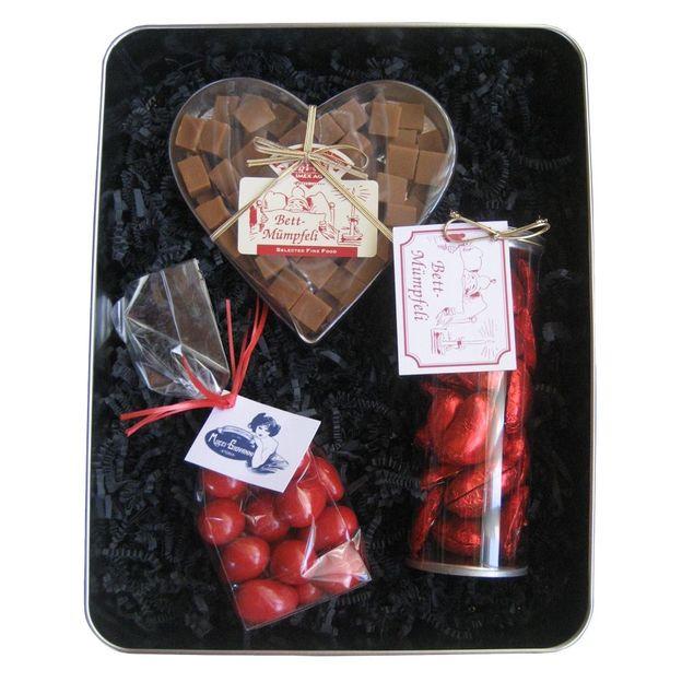 Set cadeau Coeur gourmand Boîte