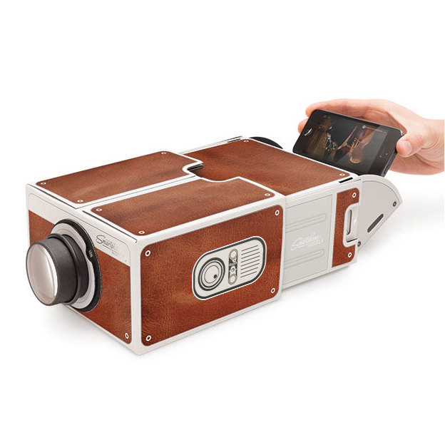 Vidéo projecteur pour Smartphone 2.0