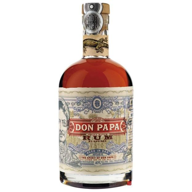 Don Papa 7 Years, Rum,  70cl