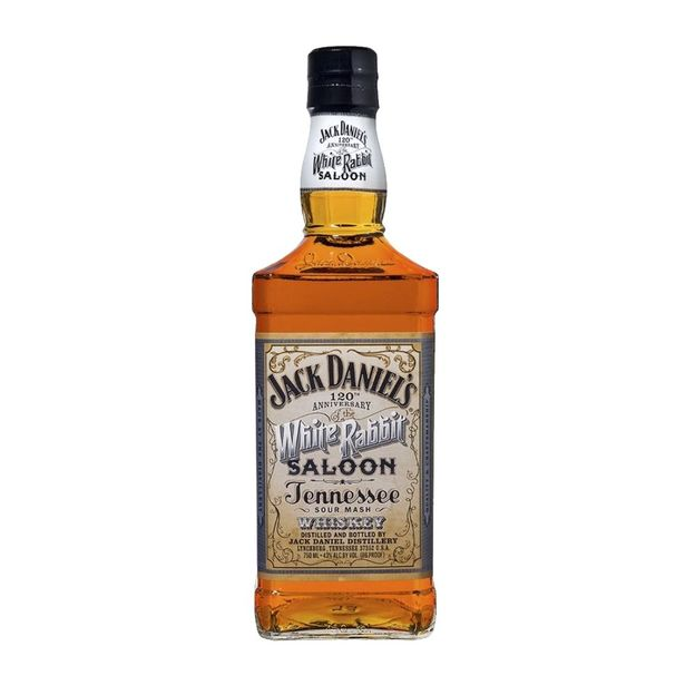 Jack Daniel's White Rabbit Saloon Tennessee Whiskey Limited Edition 70cl