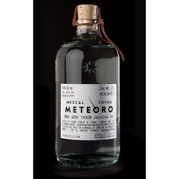 Mezcal Meteoro Joven Espadin 70 cl