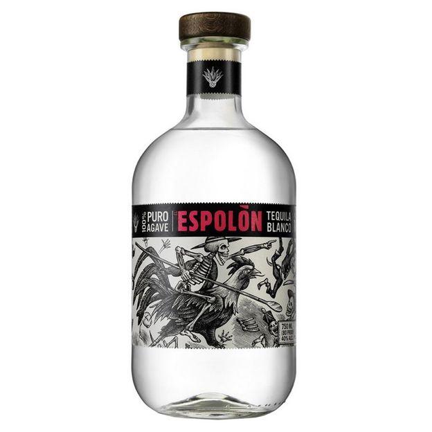 El Espolon Tequila Blanco 70 cl