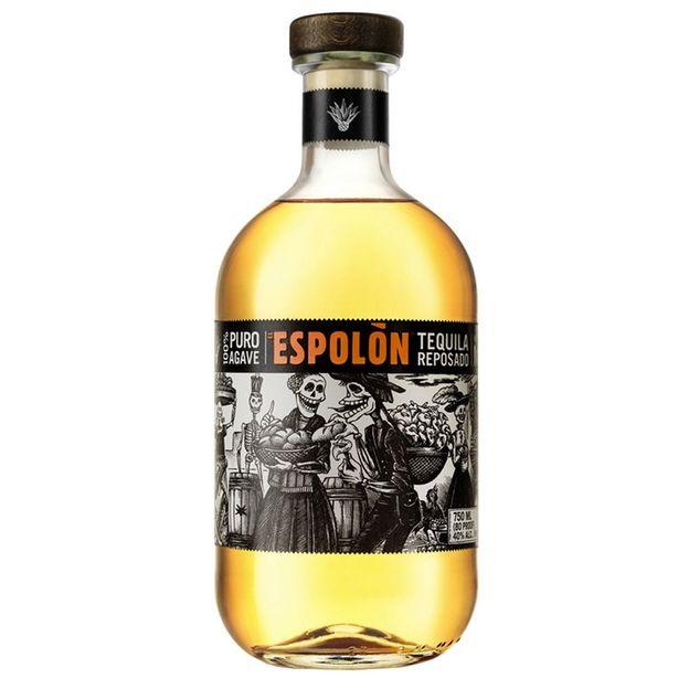 El Espolon Tequila Reposado 70 cl