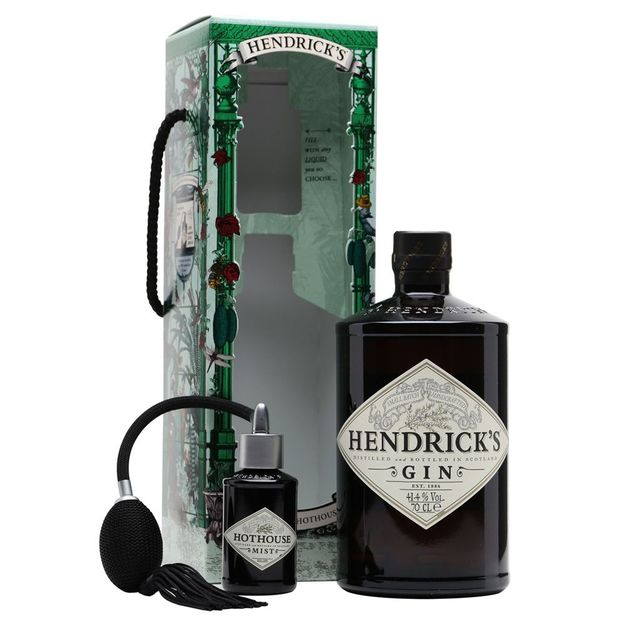 Hendricks Gin Cucumber Hothouse Set