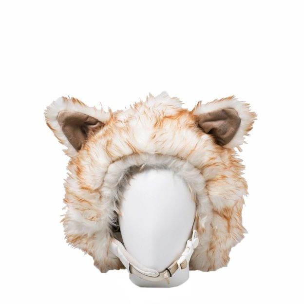 Couvre casque renard Taille universelle