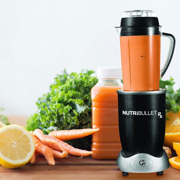 Nutribullet Rx 1700 Set avec fonction chauffante
