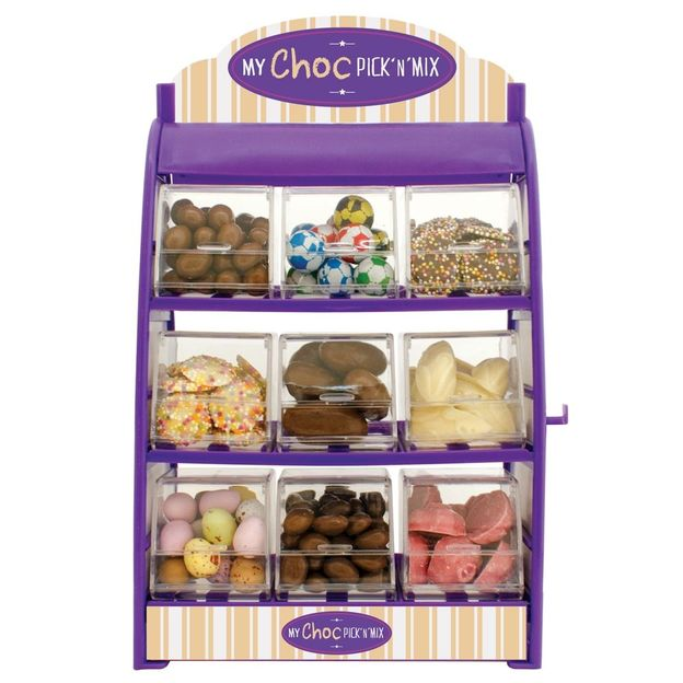 Distributeur de bonbons Pick'n Mix My Choc