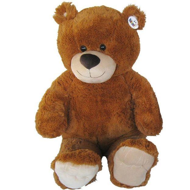 Riesen Teddybär XXL hellbraun 100cm