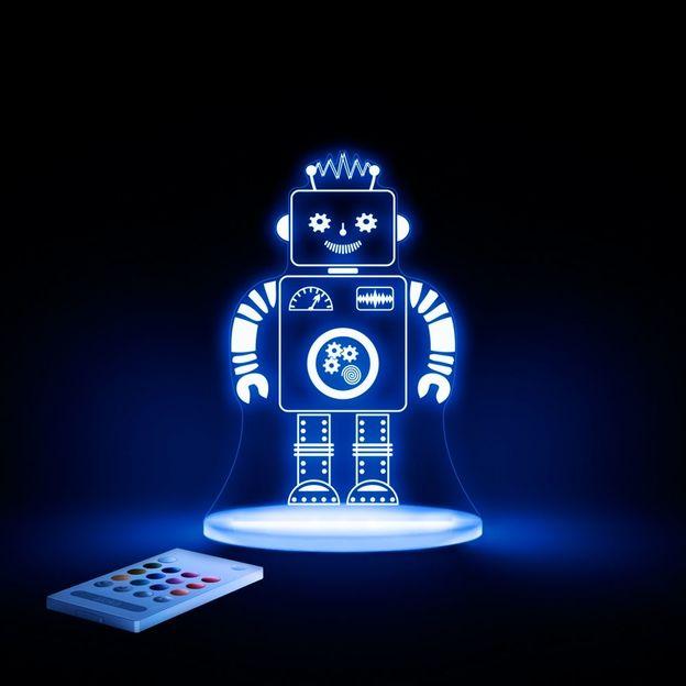 Aloka Robot Sleepy Light
