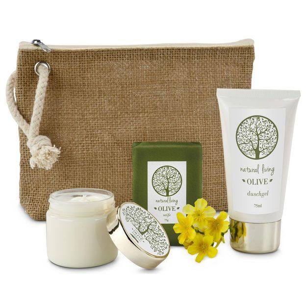 Set cadeau wellness Natura
