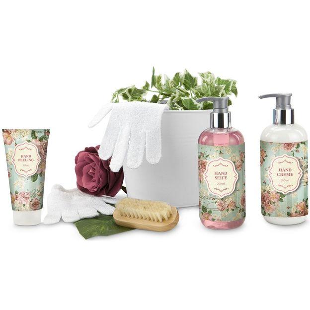 Set cadeau Soin des mains Vintage Rose