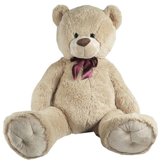 Riesen Teddybär XXL beige 100cm