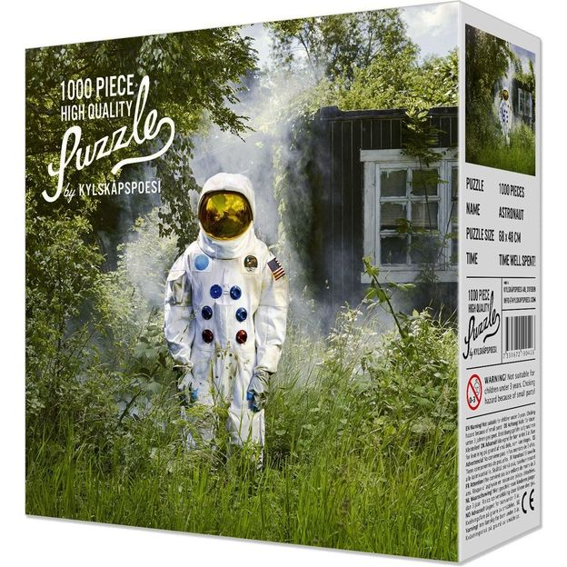 Puzzle Der Astronaut