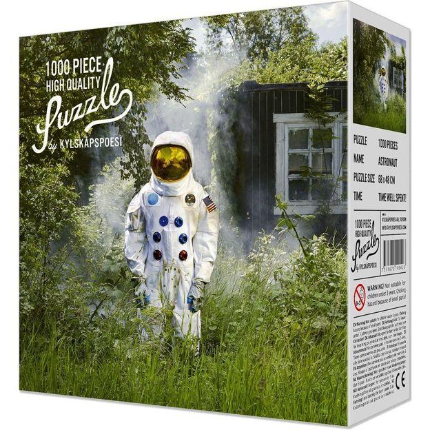 Puzzle L'astronaute 1000 pièces