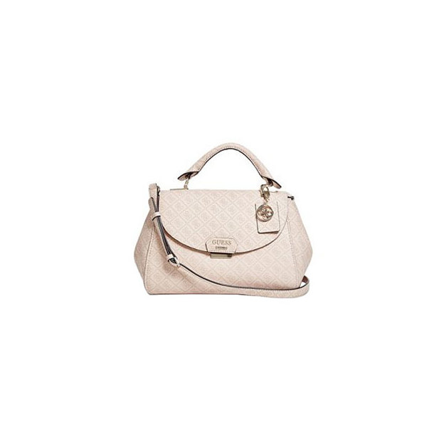 Sac à main Guess Shantal rose