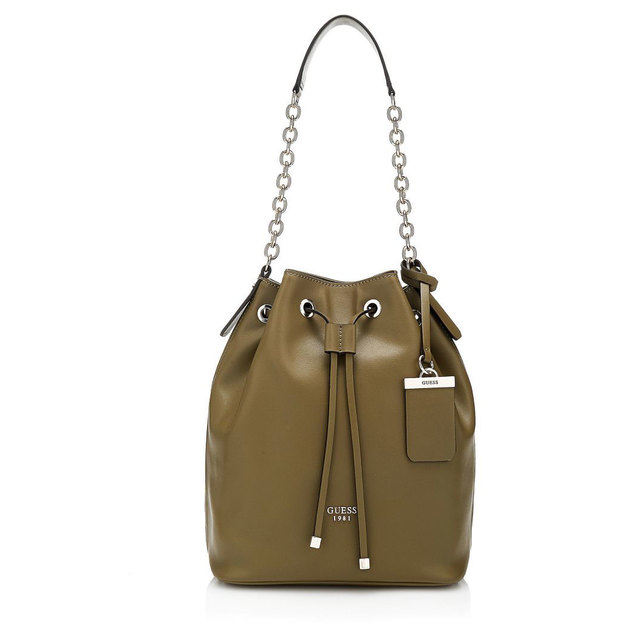 Guess Beuteltasche Camylle olive