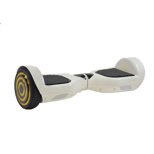 Scooter électrique E-Balance blanc