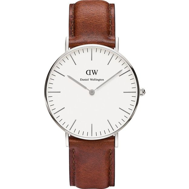 St. Andrew Daniel Wellington 36mm argent