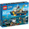 LEGO City Tiefsee-Expeditionsschiff