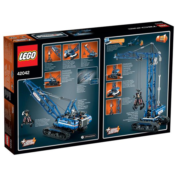 LEGO Technic Seilbagger