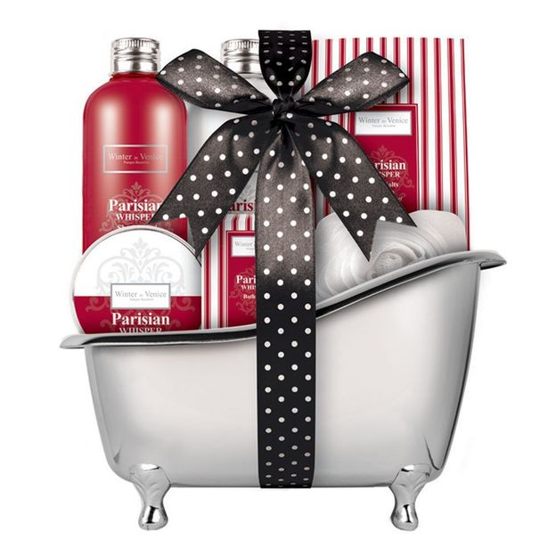 Set de bain Wellness Winter in Venice Parisian Whisper