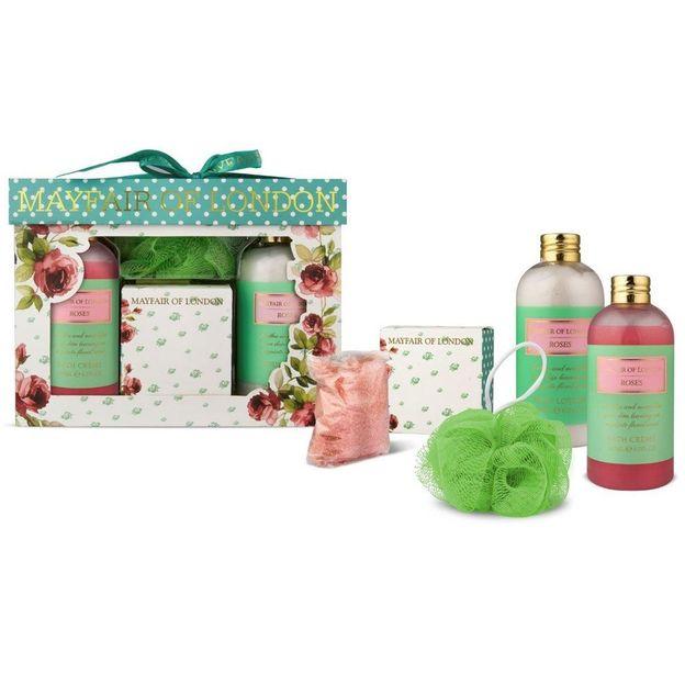 Set cadeau Wellness Mayfair Rose