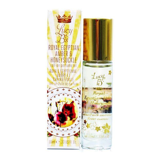 Parfum Roll-on exotique Ambre égyptien