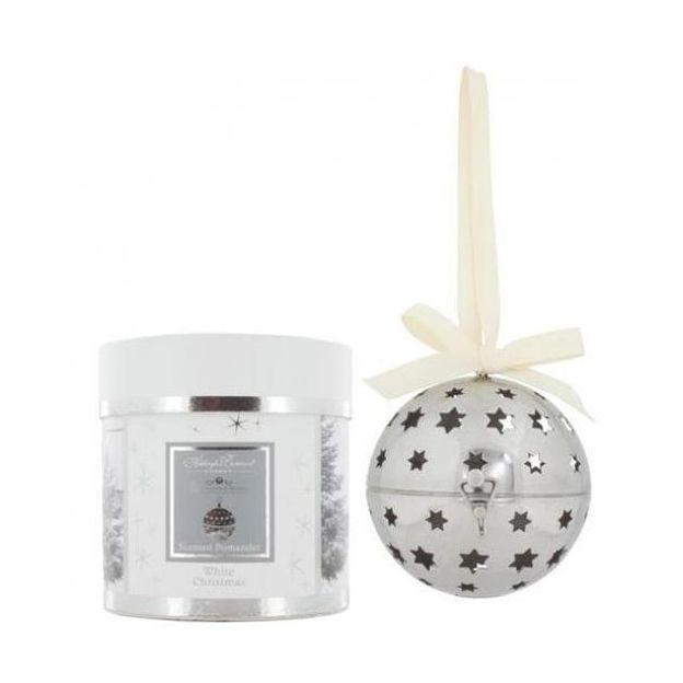 Diffuseur de parfum Noël Blanc