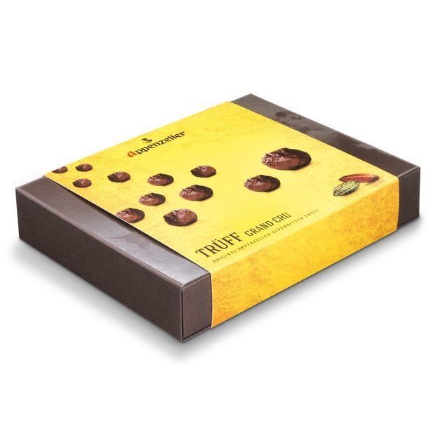 Appenzeller truffes au chocolat
