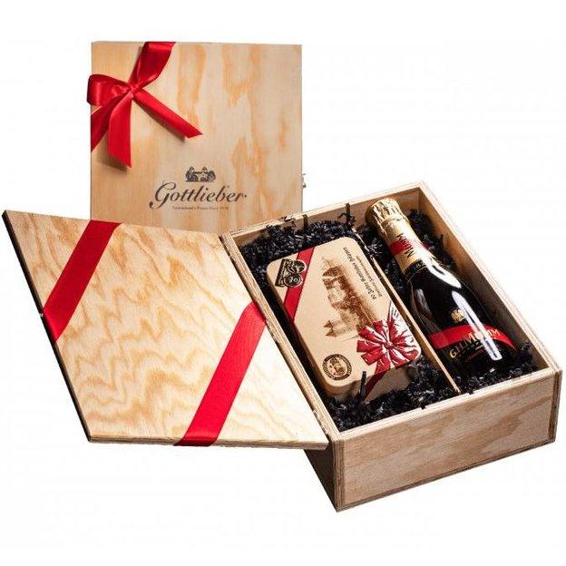 Coffret cadeau Champagne Mumm
