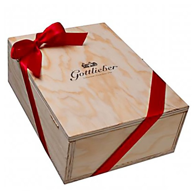 Gottlieber Geschenkset Mumm Champagner