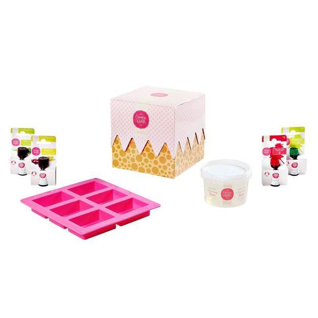 Cosmetic Kitchen Seifen-Box Do it yourself