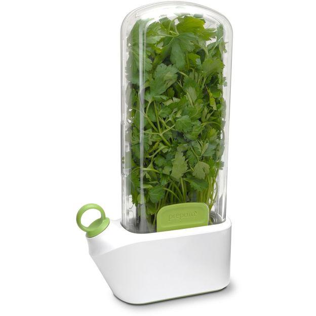 Kräuter Frischhaltebox Herb Savor von Prepara