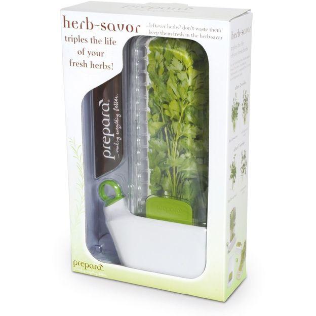 Herbier de conservation Herb Savor de Prepara