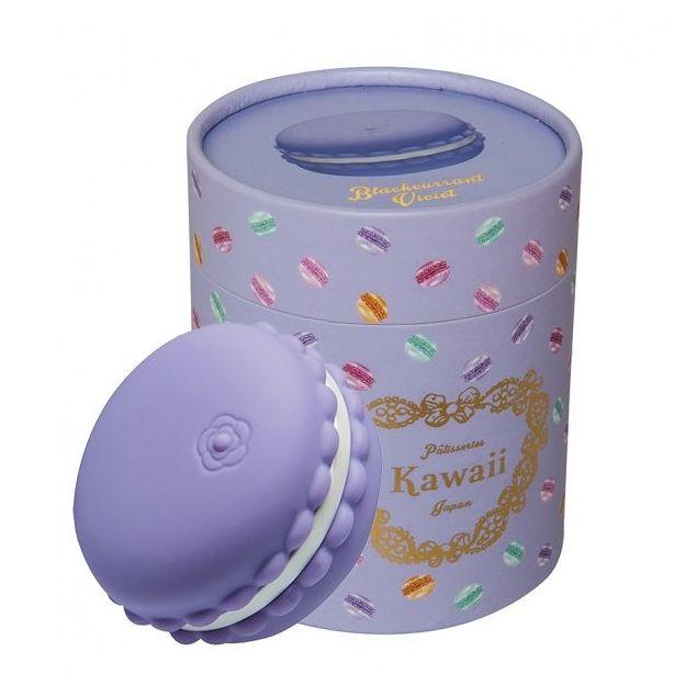 Vibromasseur Macaroon violet